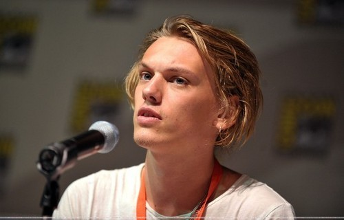 Fotos of Jamie Bower at Comic Con