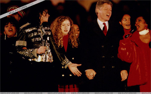 Pre-Inaugural Celebration for Bill Clinton
