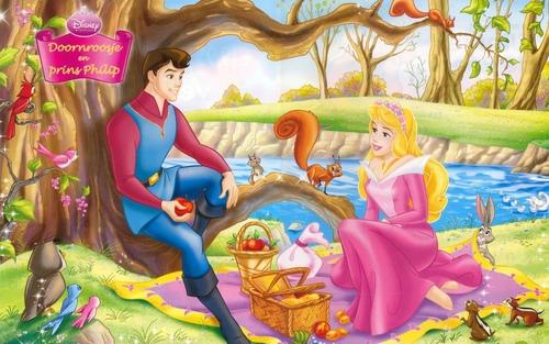 princesas de disney fondo de pantalla titled Princess Aurora
