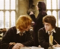Professor Snape ,Harry Potter and Ronald Weasley - Harry Potter and the Goblet of apoy