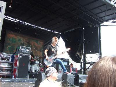 Projekt Revolution - Camden, NJ 2007