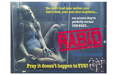 Rabid Poster Art