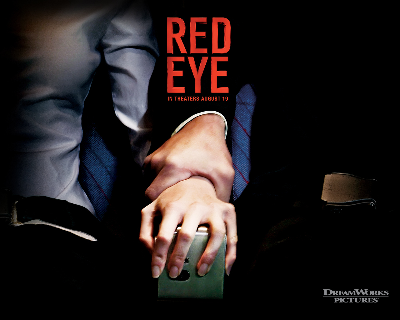 Red Eye Horror Movies Wallpaper 7328996 Fanpop