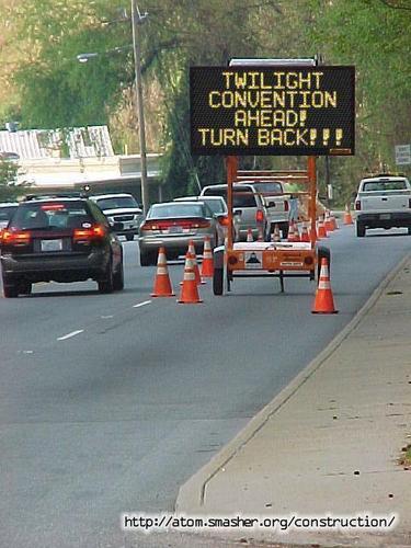 Roadblock.