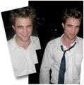Rob [BABAAAAAAAAAAAAAAA] that's in Spanish. :D - twilight-series photo