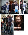 Rob & KStew share bags, bracelets - twilight-series photo