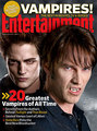 Rob Pattinson and Stephen Moyer Share The Spotlight - twilight-series photo