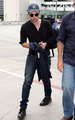 Rob leaving LA - twilight-series photo