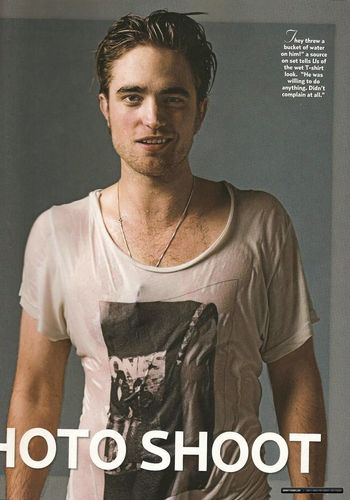 Robert Pattinson Sexy =)