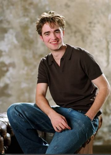 Robert Pattinson as Cedric