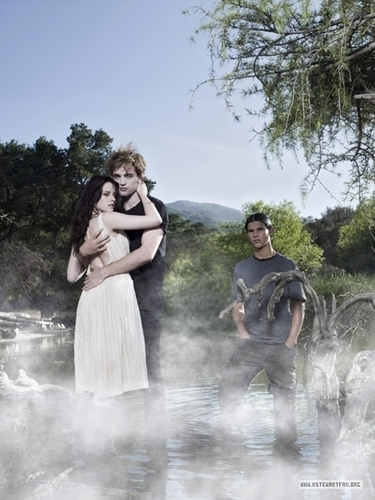 Robert and Kristen - Photoshop