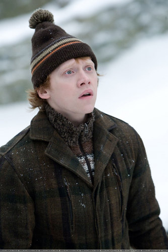Ron Weasley in HBP