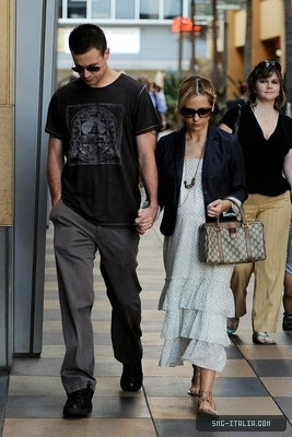 SMG out with Freddie in Los Angeles, California - July 23, 2009