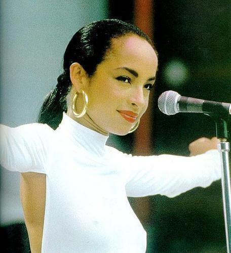 Sade - A great female singer