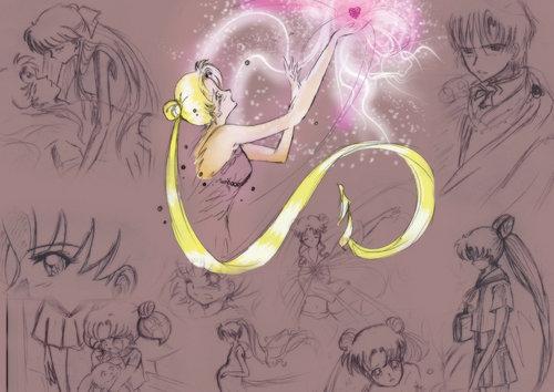 Sailor Moon Tribute Doujinshi