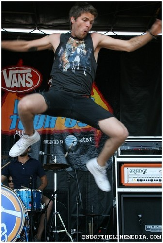 Sean at Warped Tour