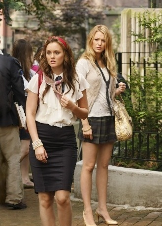 Serena and Blair!!!