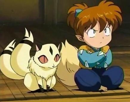 Shippo and Kirara