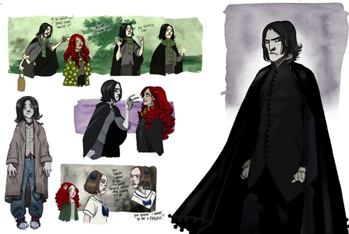 Snape&Lily