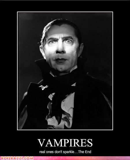 Sparkling Vampires?