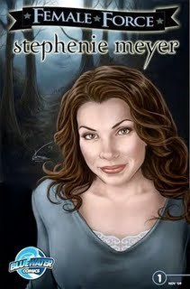 Stephenie Meyer her own Comic