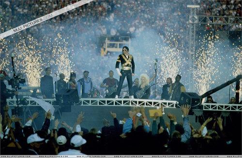 Super Bowl XXVII Halftime 显示