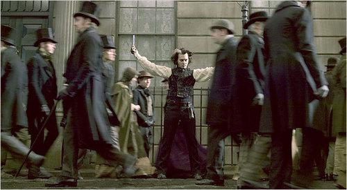 Sweeney Todd Pics