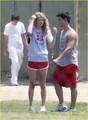 Taylor Lautner & Taylor Swift as a team :D - twilight-series photo