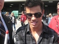 Taylor Lautner at Comic-Con - twilight-series photo