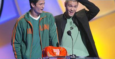 Teen Choice Awards (Aug. 8, 2004) <3