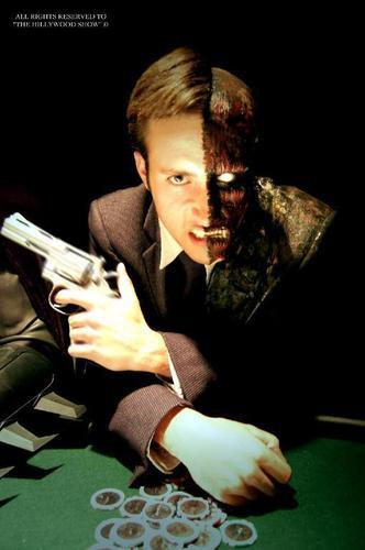 The Dark Knight Parody - Poker Face