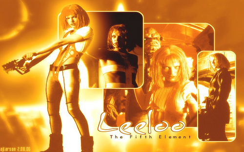 The Fifth Element wallpaper with a bell called The Fifth Element