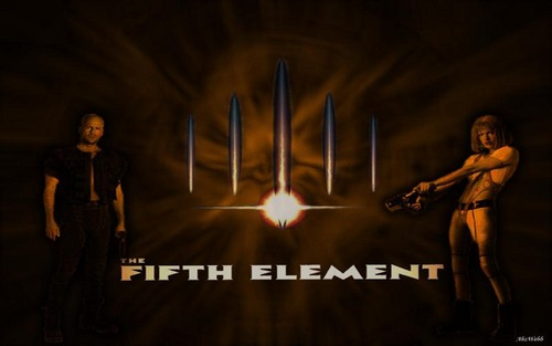 The Fifth Element wallpaper entitled The Fifth Element