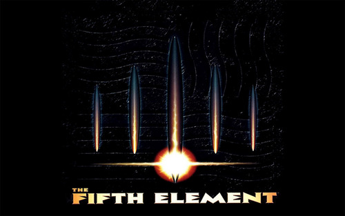 The Fifth Element 壁紙 called The Fifth Element
