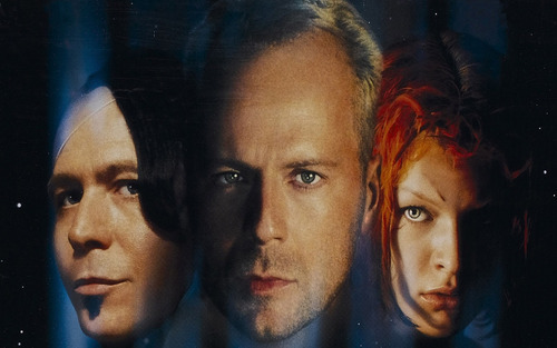 The Fifth Element wallpaper containing a portrait entitled The Fifth Element