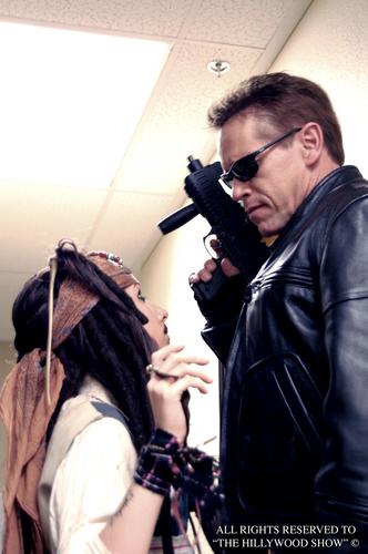 The Hillywood Show -Johnny Depp movie parodies