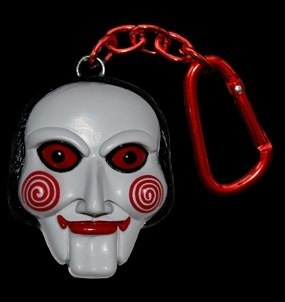 The Saw Billy Keychain