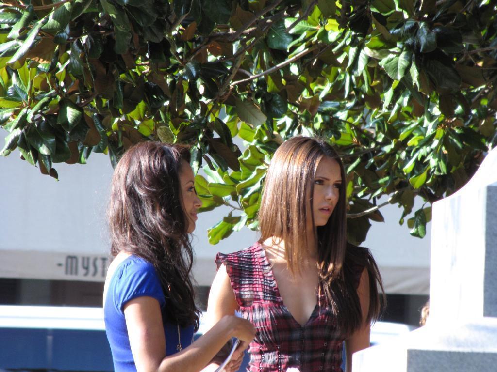 The Vampire Diaries - Set Photos