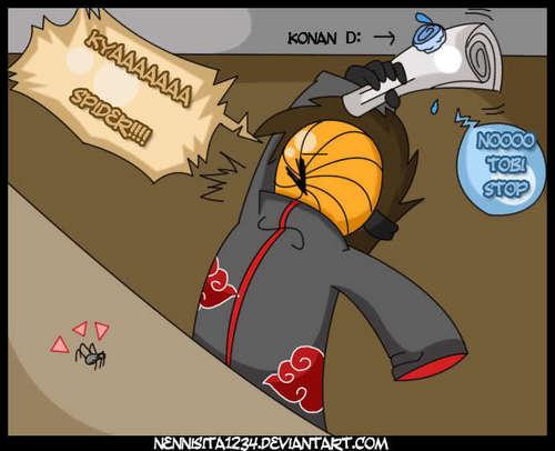 Tobi - Konan weapon