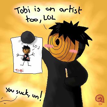 Tobi - the artist <3