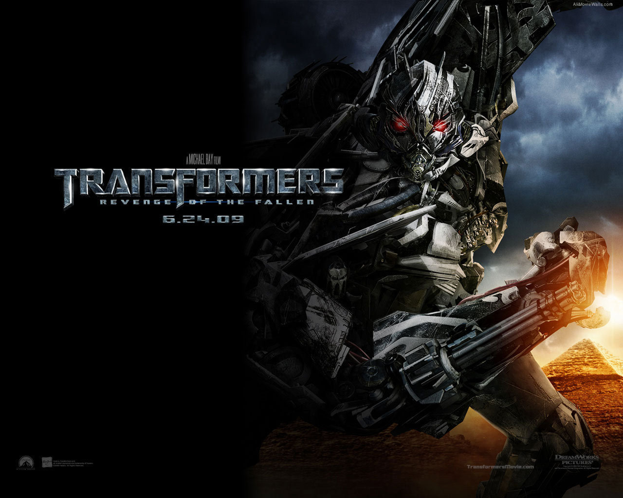 Transformers 2 - Movies Wallpaper (7323030) - Fanpop