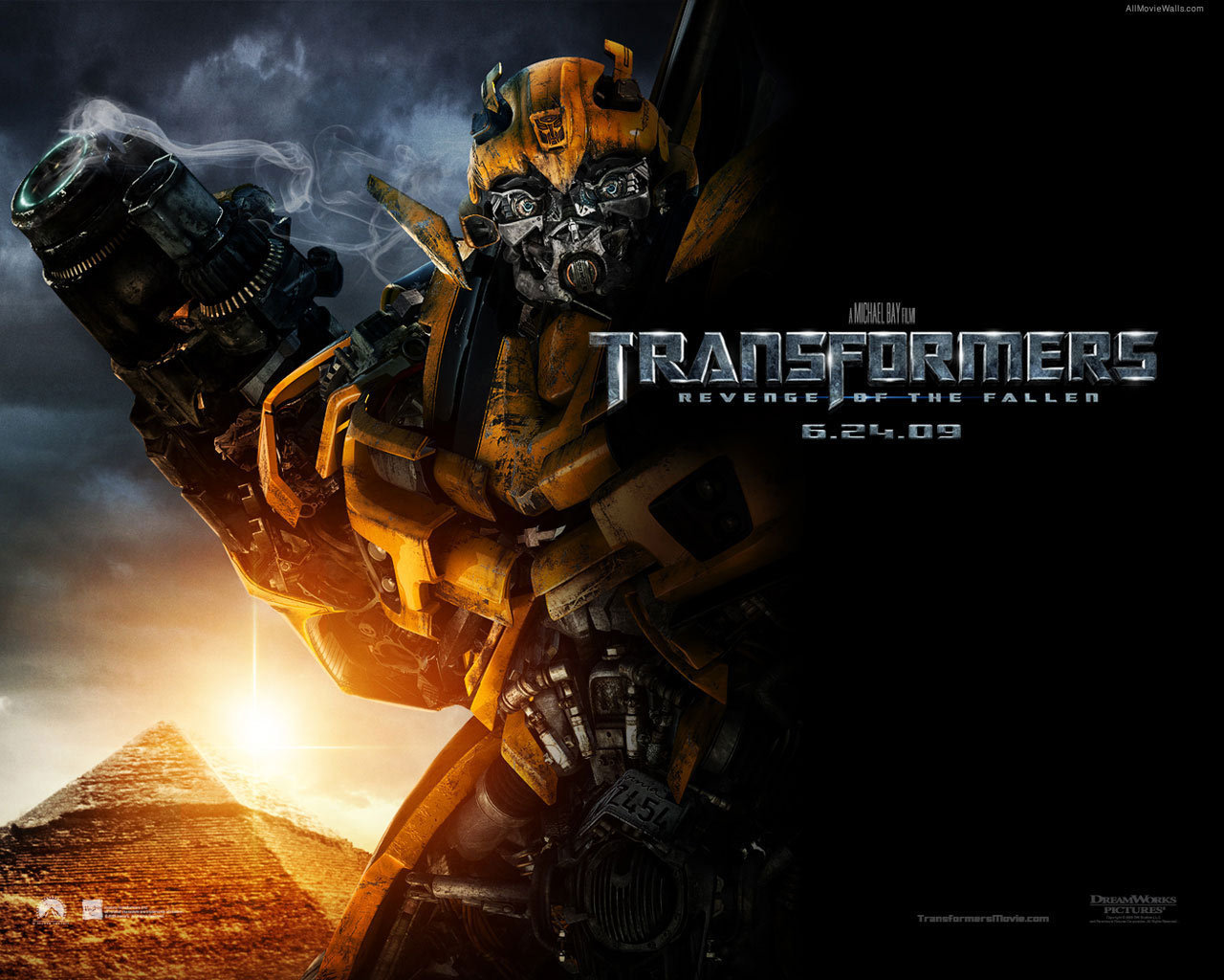 Transformers 2 - Movies Wallpaper (7323034) - Fanpop