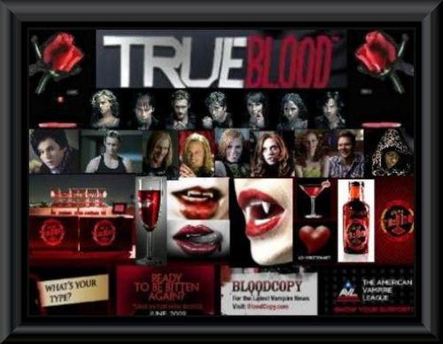 True Blood Graffiti