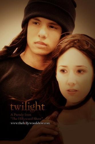 Twilight Parody - Hot N Cold
