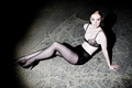 Tyler Shields Photoshoot - deborah-ann-woll photo