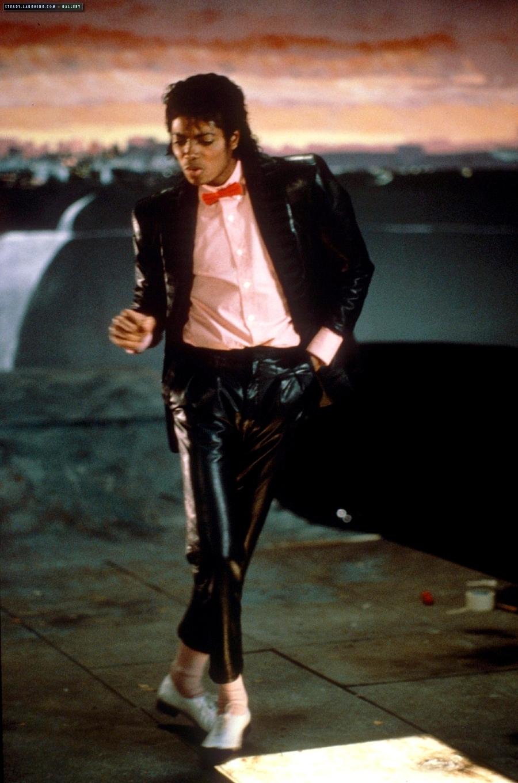 """Videoshoots / """"Billie Jean"""" Set"""
