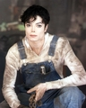 "Videoshoots / ""Childhood"" Set - michael-jackson photo"