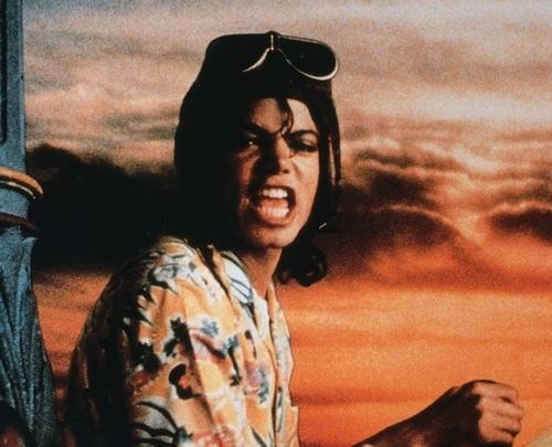 "Michael Jackson wallpaper titled Videoshoots / ""Leave Me Alone"" Set"