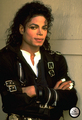 "Videoshoots / ""Moonwalker"" Set - michael-jackson photo"