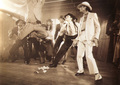 "Videoshoots / ""Smooth Criminal"" Set - michael-jackson photo"